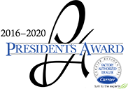 2016 - 2020 Presidents Award