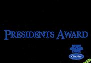 2016 - 2020 Presidents Award